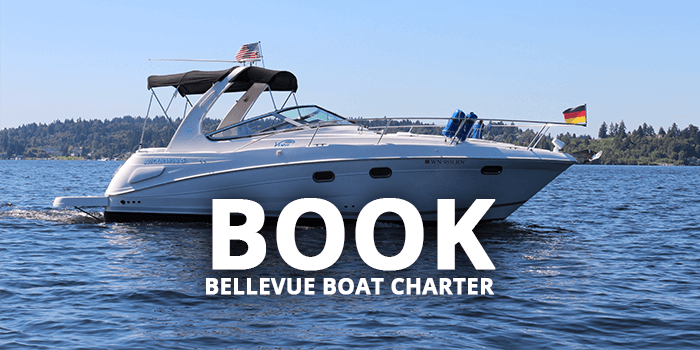 Bellevue Boat Charter Book Today
